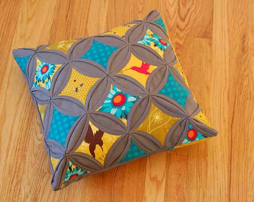 Pillow Talk Swap & Tutorial