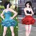 Pivoine Skirt & Tulipe Bustier (Ingenue)