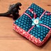 Square Deal pincushion