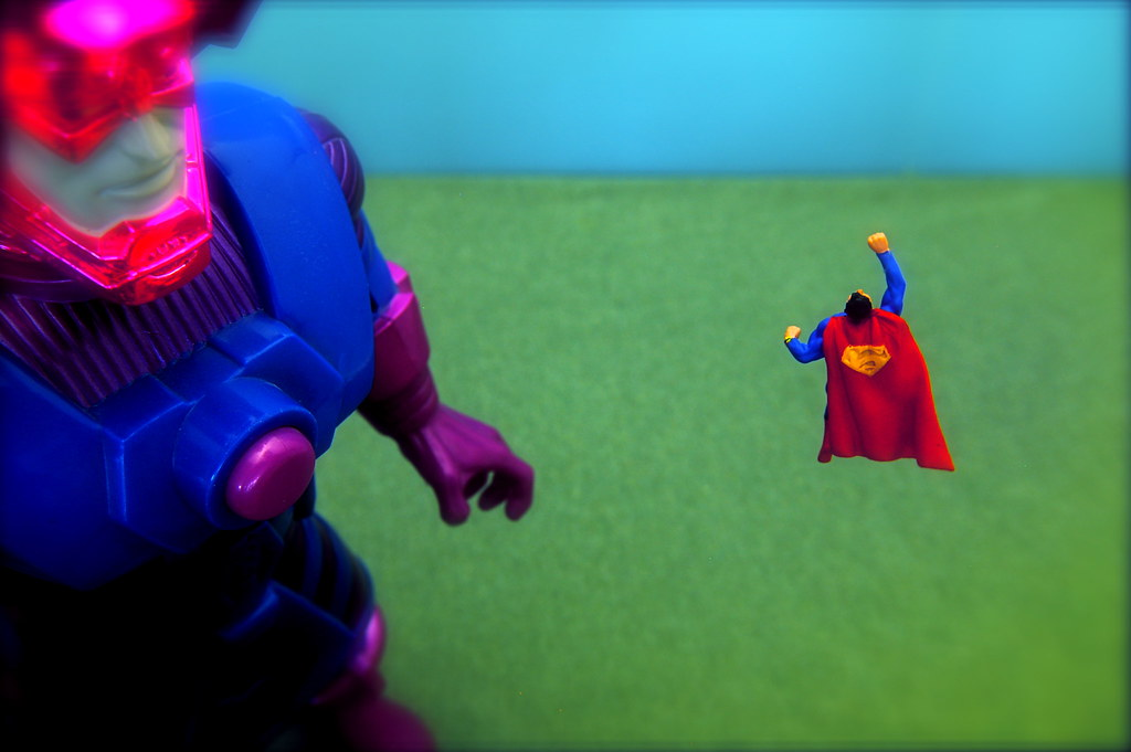 Galactus vs. Superman (71/365)