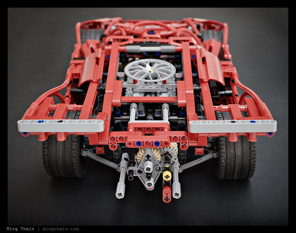lego technic porsche 917k 1970 a lego creation by ming thein. Black Bedroom Furniture Sets. Home Design Ideas