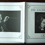 Inside Mozart - Die Zauberflote, Magic Flute - Evelyn Lear, Lisa Otto, Roberta Peters, Franz Crass, Dietrich Fischer-Dieskau, Hans Hotter, Fritz Wunderlich - Berliner Phil., Karl Bohm, (Box 3Lp) DGG