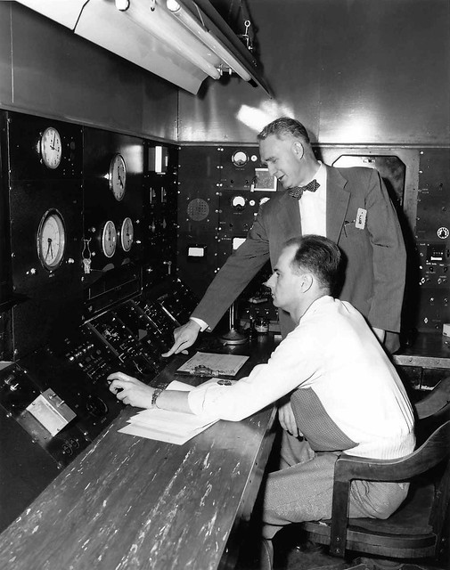 Argonne history: At the controls of Chicago Pile-3
