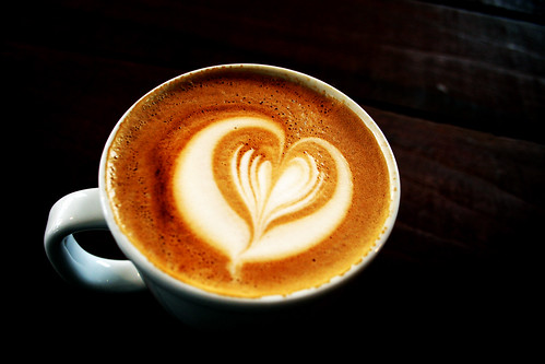 Coffee Break - Heart