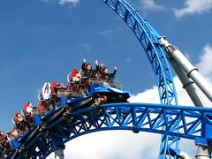 Europapark rollercoaster