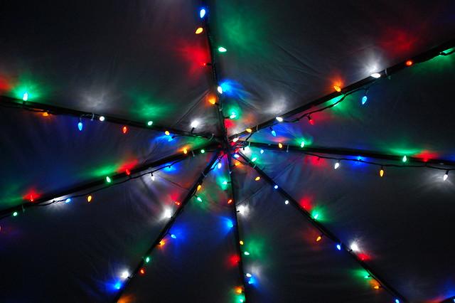 gazebo lights Flickr - Photo Sharing!