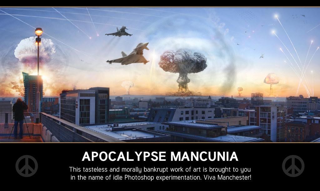 Urban Apocalypse in Manchester!