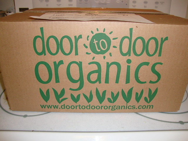 DOOR TO DOOR ORGANICS delivers Good Food to your home. With the freshest organic produce and natural grocery items, and recipes customized to the items arriving with your order, we make it easy to eat better, do good and skip a trip to the store.