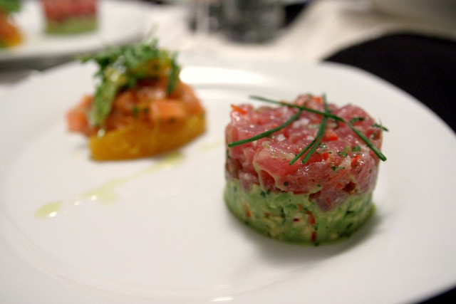 avocado asian tuna tartare tuna tomato and basil tartare tuna tartare ...