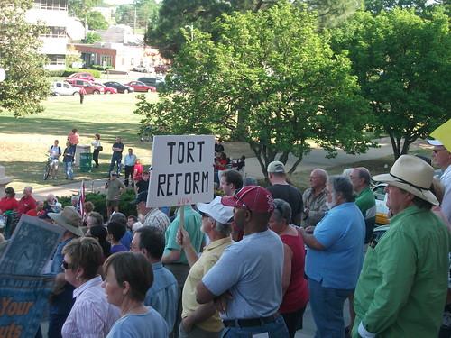 Tort Reform Now!