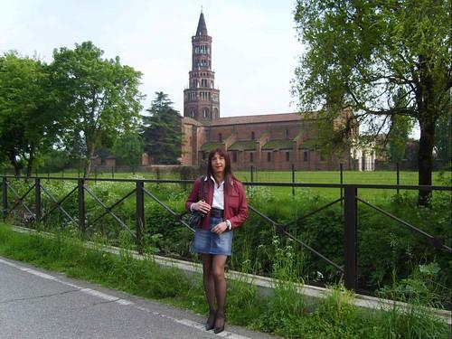 Abbazia di Chiaravalle - Milano by Alessia Cross