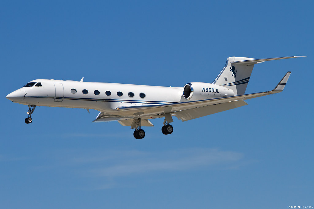 N800DL - GLF5 - Executive Jet Management