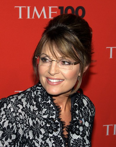 Sarah Palin by David Shankbone 2010 NYC