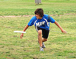The 2010 UPA Texas High School Ultimate Tournament