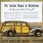 1940 Packard One-Ten Station Wagon