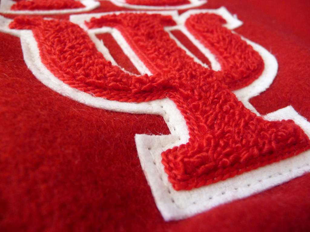 Kappa Alpha Psi Varsity Chenille Patch
