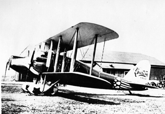Curtiss : Eagle