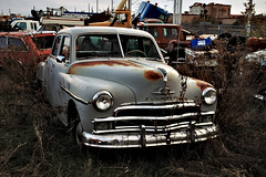 1950 Plymouth 4DR Sedan Special Deluxe