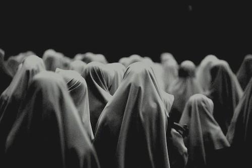 Niqab by M.A.M08