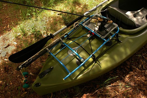 Field and stream eagle talon 12 kayak for Field and stream fishing kayak
