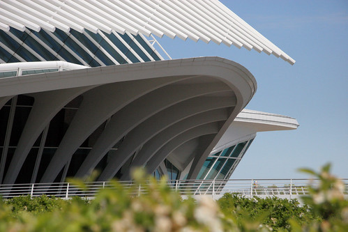 Milwaukee Art Museum 02 | by joevare