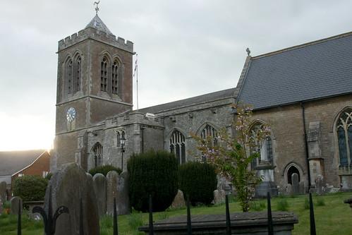 Wootton Bassett, Church of St Bartholomew & All Saints