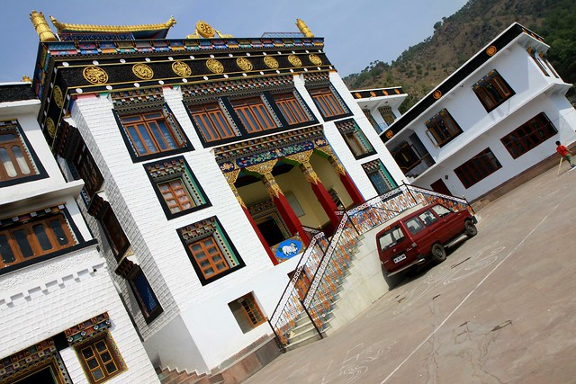 zigar drukpa kagyu institute rewalsar