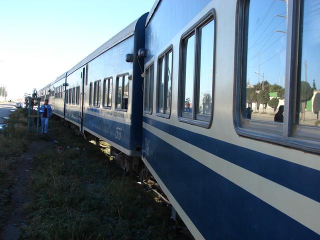 Tren a Guaqui