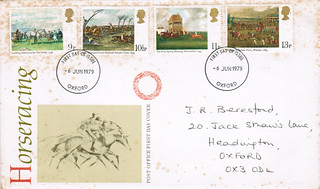 6-Jun-1979 UK First Day Cover