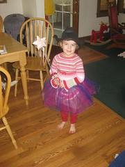 Cowboy Ballerina Fairy