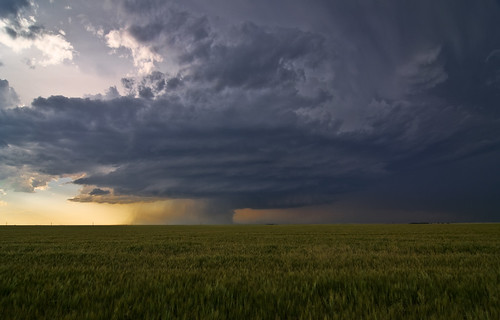 sunset storm oklahoma clouds landscape evening nikon dusk wheat wideangle tokina explore frontpage 1224mm mothership panhandle tornadic d90 wallcloud inspiredbylove