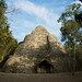 temple of paintings - coba