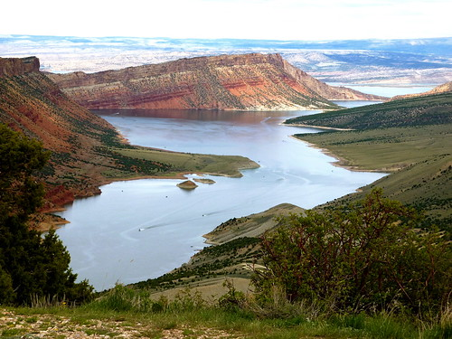The Flaming Gorge