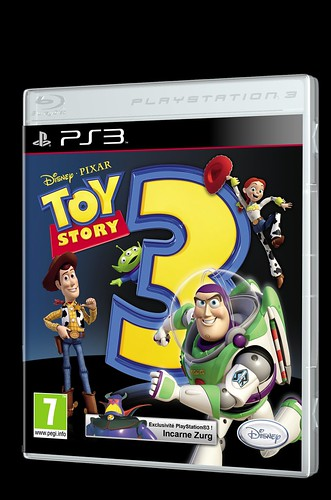 Toy Story 3 Games To Play : Toy story hits ps june th it s all about zurg