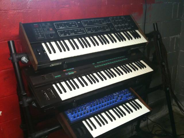 Home Studio Hon!
