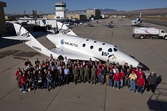 VSS Enterprise and a very proud team in Mojave_Photo by Mark Greenberg