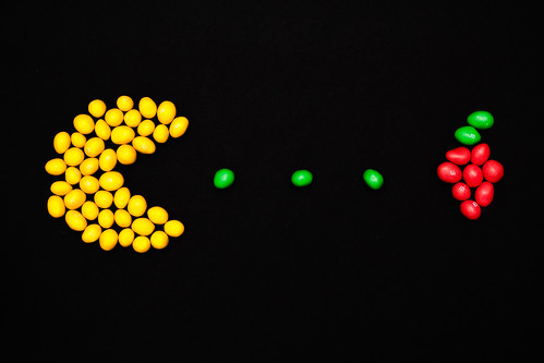 Pac-M&Man
