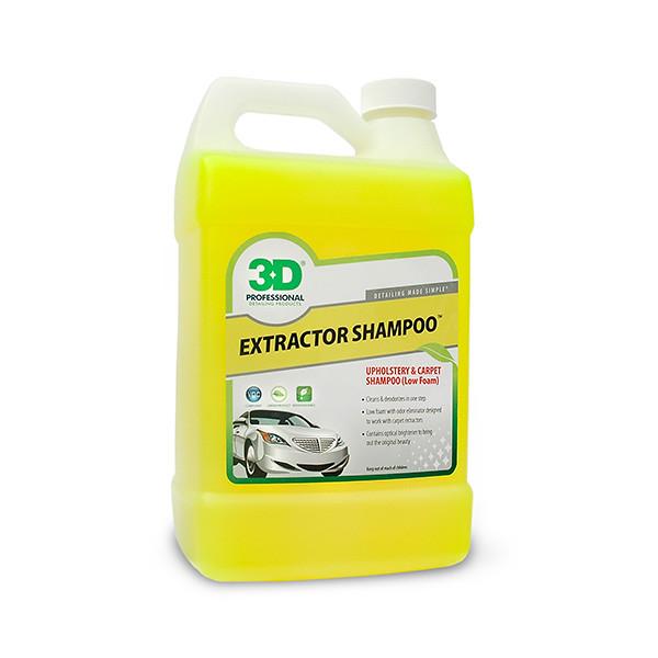 Extractor Shampoo Car Interior Shampoo To Clean