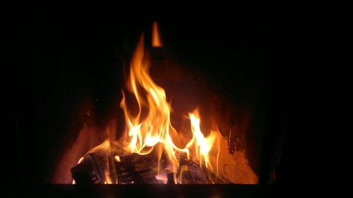 FIRE! smoke she is a'rising