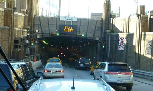 Lincoln Tunnel (north tube)