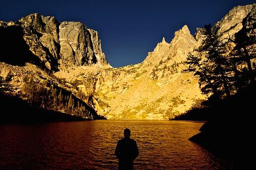 travel light usa mountain lake water sunrise canon landscape photography eos colorado tour rocky emerald sen 50d swarnendu