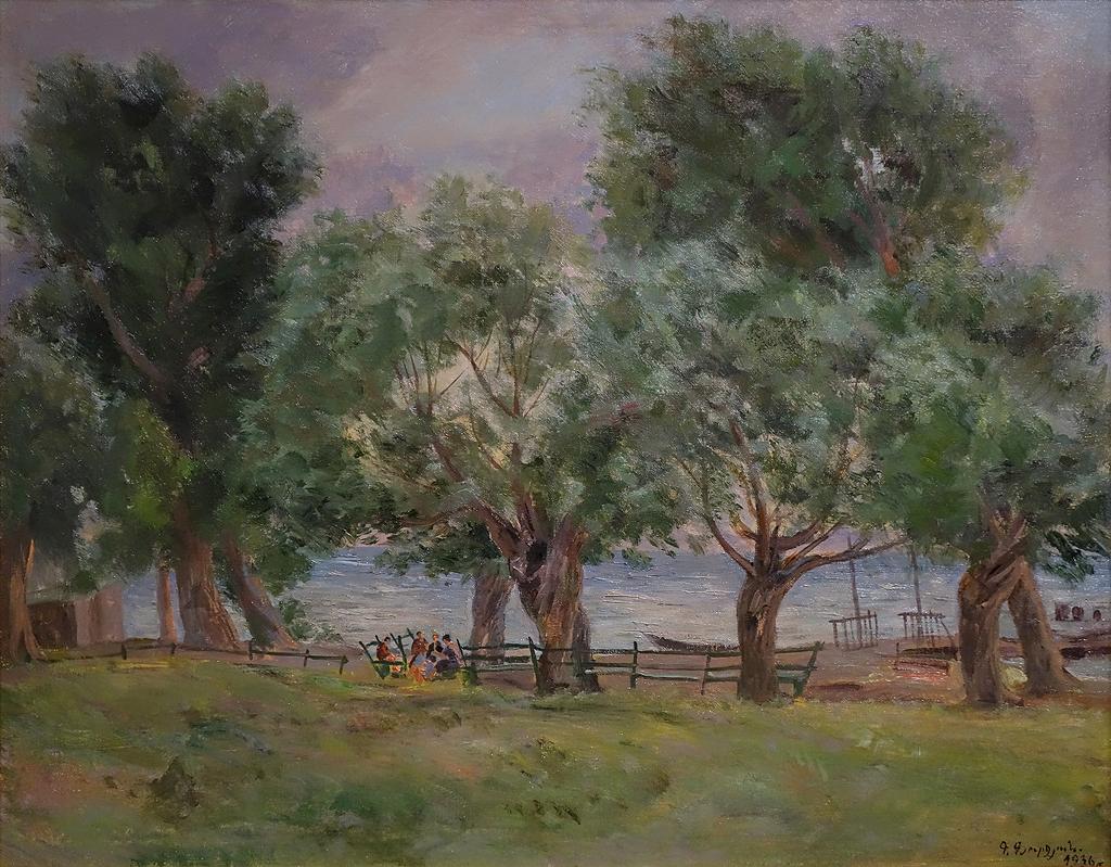 Armenian impressionism_12_Gyurdzhyan