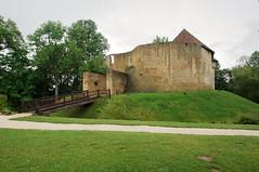 Château de Crèvecœur-en-Auge