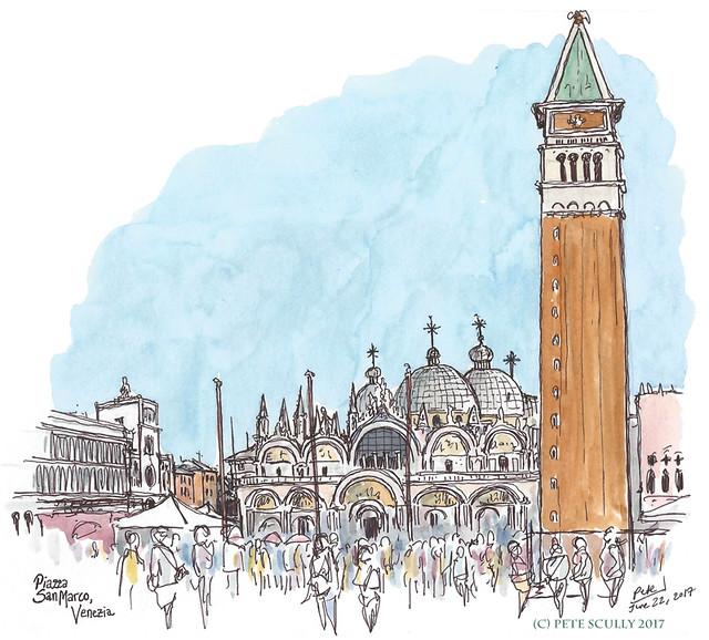 Piazza San Marco sm