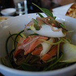 Smoked Trout Salad - Giant Steps Winery AUD19