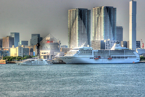 Cruise Ship HDR - 53