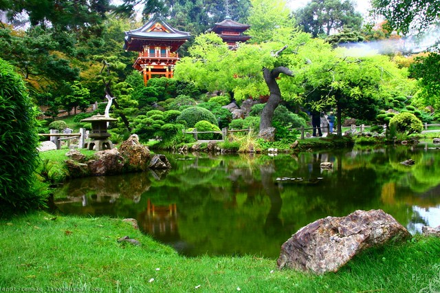 Japanese tea garden san francisco california flickr - Japanese tea garden san francisco ...