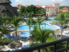 Sandos Resort Playacar Beach Riviera Beach Mexico