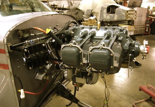 Motor + mount
