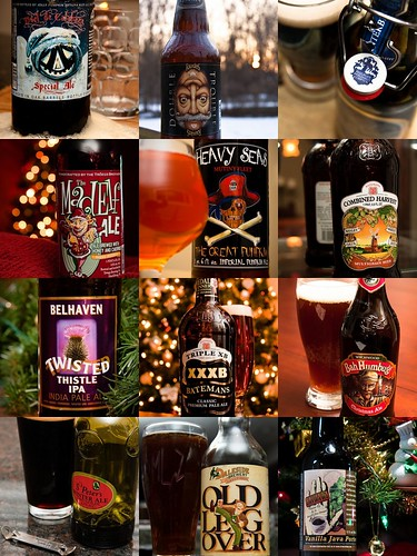 12 Beers to Christmas